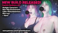VR Porn Captain Hardcore