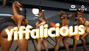 Yiffalicious is a game for Oculus and HTC Vive