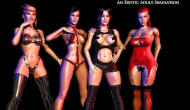 femdomination VR porn game