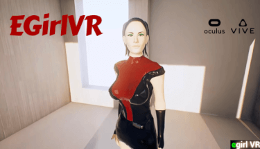EGirl VR, the first game for HTC Vive