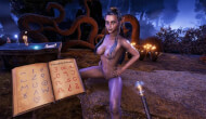 VR Porn Elven Love: Naughty Rituals