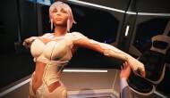 VR Porn Sexbot Quality Assurance Simulator