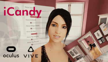 iCandy is one of the best Vive and Oculus Porn games available on market